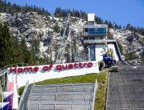 Baumaßnahme Skisprungstadion 07.05.2019