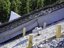 Baumaßnahme Skisprungstadion 01.07.2019