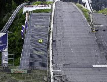 Baumaßnahme Skisprungstadion 26.07.2019