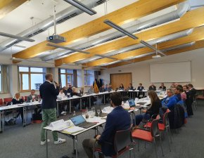 Coordination Group Meeting November 2019