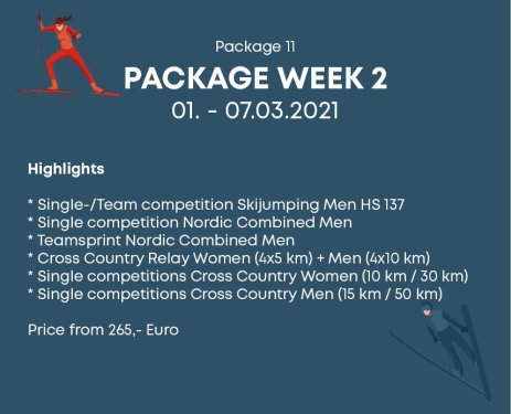 Package 11 Week 2