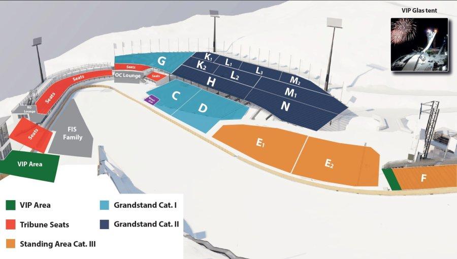 Ski Jumping Stadium