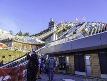 Baumaßnahme Skisprungstadion 07.01.2020