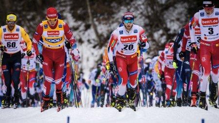 Langlauf Weltcup Oberstdorf