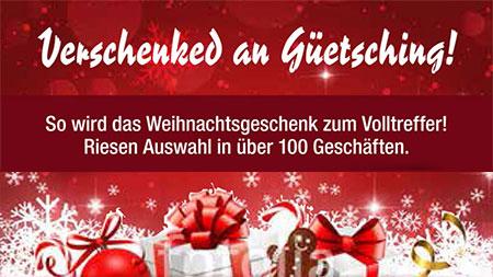 Teaser Gutschein weihnachten