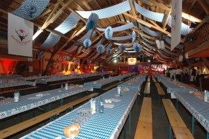 Oktoberfest in der Oybelehalle