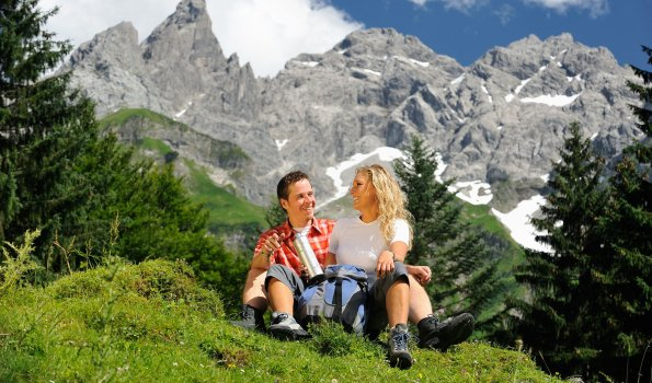 Wanderwege auf verschiedenen Höhenlagen (c) Photographie Monschau