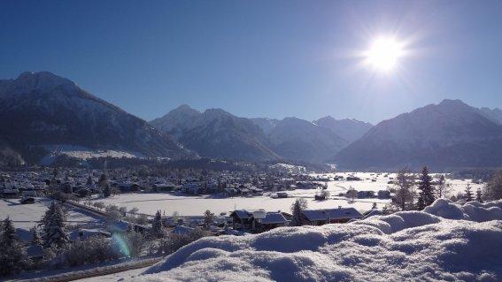 Schneeparadies Oberstdorf