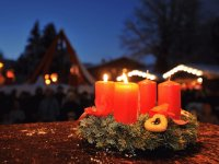 Advent in Oberstdorf