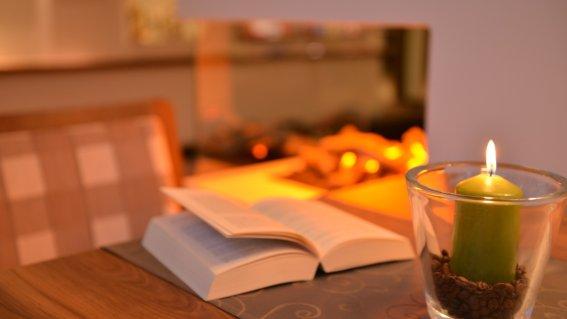 Lesen einer Lektüre