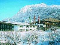 Das Eislaufzentrum in Oberstdorf