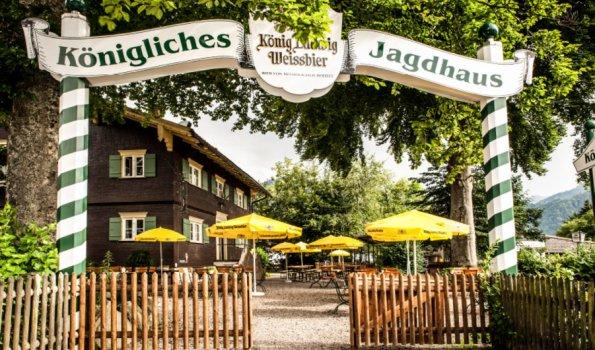 Das Jagdhaus: königlich-bayrisch speisen im Herzen von Oberstdorf