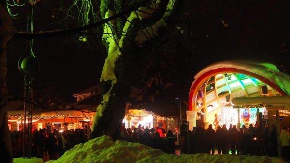Winterfest im Januar