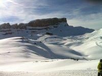 Der Ifen im Winter