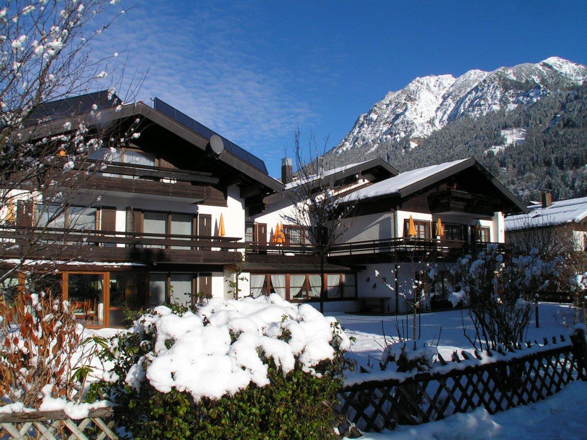 Hotel Garni Sonnenheim Oberstdorf