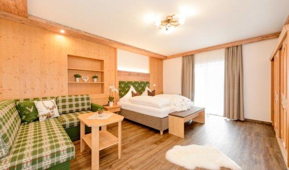 Doppelzimmer Alpin Komfort Webseite