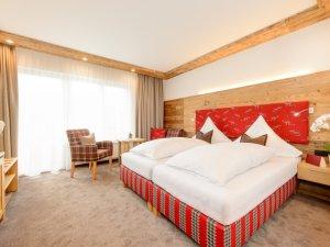 Doppelzimmer Alpin Webseite