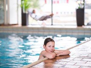 Schwimmbad im Hotel Tannhof