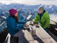 Mit allen Sinnen geniessen (c) OK Bergbahnen - David Möhnle