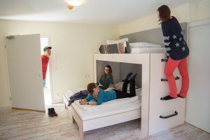 Hostel-Freunde