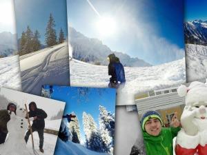 Wo ist Dein coolstes Winterbild?