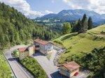 Toller Ausblick auf das Oberstdorf Hostel