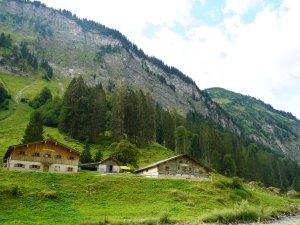 Breitengehren Alpe