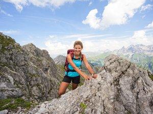 Unterwegs in der Oberstdorfer Bergwelt