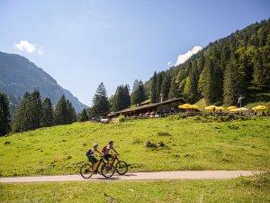 An der Buchrainer Alpe
