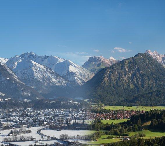 Mixbild Oberstdorf