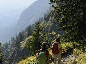 Wanderung am Nebelhorn