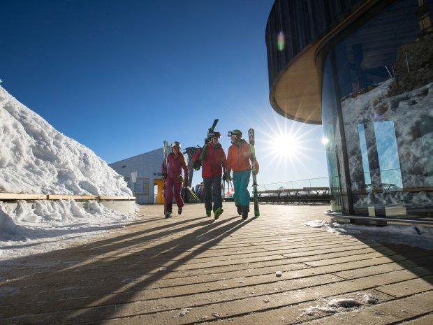 Gipfelrestaurant am Nebelhorn