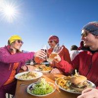 Einkehr am Nebelhorn
