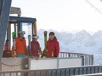 Mit der Gipfelbahn aufs Nebelhorn
