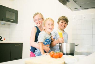 Kochen im Nordiclub