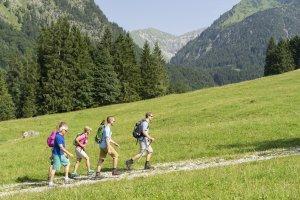Wandern rund um Oberstdorf