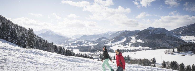 Winterwanderung mit Aussicht