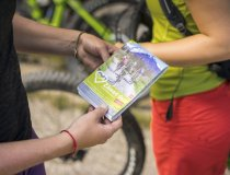 Zämed duss Radtourenkarte