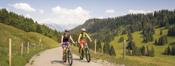 Radtour ins Lochbachtal