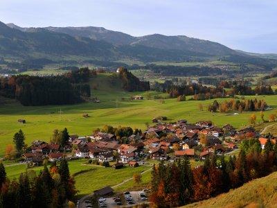Reichenbach im Herbst