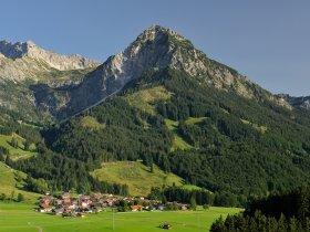 Reichenbach im Sommer