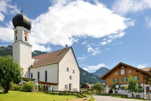 Schöllanger Kirche