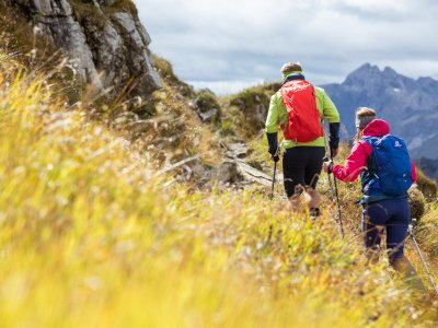 Bergtour zum Laufbacher Eck