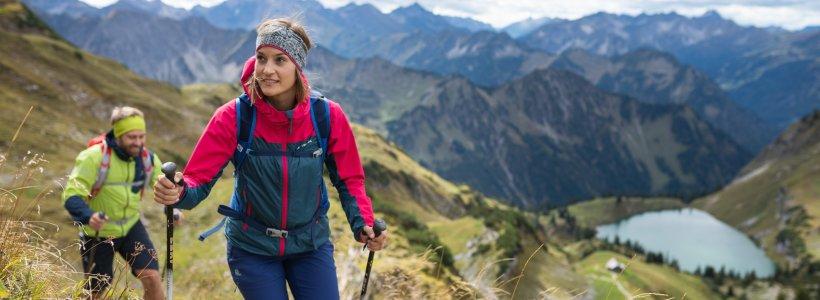 Bergtour am Nebelhorn