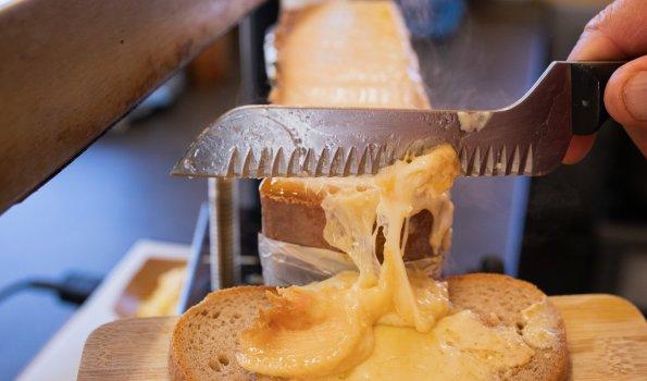 Raclette Brot