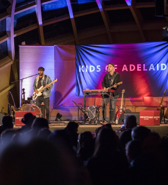 Konzert Kids of Adelaide