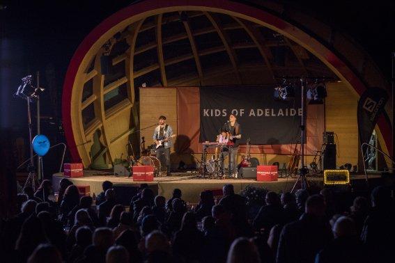 Konzert Kids of Adelaide