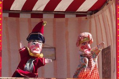 Kasperltheater für Kinder