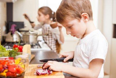 Gemeinsam in den Ferien kochen