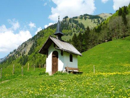 Kapelle an der Oberau
